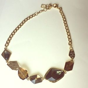 "20"" length statement necklace"